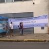 Logo TRABAJADORES DESPEDIDOS DE COLLOR POOL S.A. ACAMPAN EN RECLAMO DE SUS DERECHOS !!!