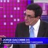 Logo Jorge Giacobbe- Analista politico /Director en Giacobbe & Asociados