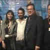 Logo Florencia Kirchner celebró los premios de El Camino de Santiago en el Festival de Cine de La Habana