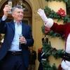 Logo Carta abierta de Ajoselo Mbromaron a Papá Noel #AjoseloMbromaron @nuestrasvocesok @radiocaput