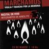 Logo Gabriel Fernandez -HIJOS LA MATANZA- vigilia rumbo a los 42 años del golpe en San Justo