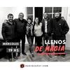 Logo Llenos De Magia - Programa 08/07/2020