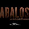 Logo Abalos, una historia de 5 hermanos