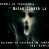Logo Lo Normal es Paranormal; consultorio con Carolina......6/6/18