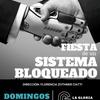 """Logo Victor Hugo Morales anuncia """"Fiesta de un sistema bloqueado"""""""