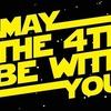 Logo Vos, en off - Día de Star Wars