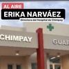 Logo Erika Narváez - Directora del Hospital de Chimpay