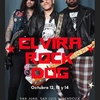 Logo ELVIRA ROCK DOG EN ZONA AZUL