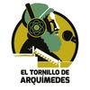 Logo El Tornillo de Arquímedes 14-08-19 por @larzradio
