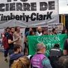 Logo Walter Relañez y la lucha de los trabajadores de Kimberly Clark