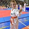 Logo Comunicación con la mamá de Tiziano, el niño con S.de Dowñ que hace Taekwondo en Lanús.