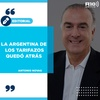 """Logo #EDITORIAL >> """"La Argentina de los tarifazos quedó atrás"""" Por: Antonio Novas - Radio 10"""