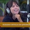 """Logo Rosario Ortega en Perros de la Calle, """"Charly esta grabando un nuevo disco"""""""