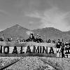 Logo Columna Ecofeminismo. Zonificación en Chubut