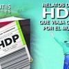 """Logo Tres Al Vuelo: Esteban Goldammer autor del libro """"Relatos de un HDP que viaja gratis por el mundo"""""""