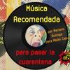 Logo Música Recomendada para pasar la cuarentena por Mariano Quiroga 10