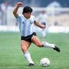 Logo Homenaje a Maradona junto al Nene Panno y el cuento Me van a tener que disculpar en #TodoConAfecto