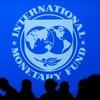 """Logo FMI: """"EL FONDO ES UNA HERRAMIENTA DE CONTROL QUE TIENE ESTADOS UNIDOS""""."""