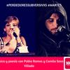 Logo #PerdedorxsSubversivxs Alejandra Pizarnik y Tamara Kamenszain