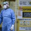 Logo #Coronavirus: Denuncian que faltan insumos en hospitales porteños