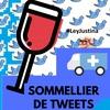 Logo Sommellier de tweets: hoy, la #LeyJustina