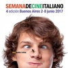 Logo #IDM - La semana de cine italiano - Columna de Ana Corbellini
