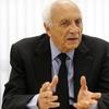 Logo Rubens Ricupero, diplomático y ex Ministro de Medio Ambiente y de Hacienda de Brasil