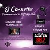 """Logo Entrev, sobre Teletrabajo a Marianela Mel ( Sec. de la Mujer del SATSAID ) en """"El Conector""""-1°Parte"""