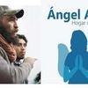 """Logo Fue Ley el proyecto """"Ángel Azul""""."""