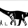 Logo Alberto Garrido Geólogo sobre un nuevo dinosaurio gigante llamado Kaijutitan maui de #Neuquen.