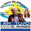 Logo Rosario Castagnet con Alberto Lettieri en #LaHoraDeAlberto 14/11/2019