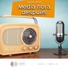 Logo #LU14 - Media Hora Después Programa Vivo de Pastillas LPDA