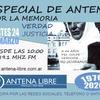 Logo Especial de Antena por la Memoria