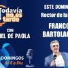 Logo #EntrevistaTNET - Entrevista al Rector de la UNR Franco Bartolacci