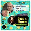 Logo Eduardo De La Serna junto a Jorge Elbaum y Sandra Russo