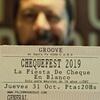 Logo El Turco Zaiat anuncia oficialmente la Cheque Fest 2019!!! 🎉🎊💃🍻🐸✌