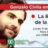 Logo Gonzalo Civila en La Red de la 30, Rendición de Cuentas - 11/06/2018