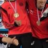 Logo Gianfranco Turco, nadador por el club River Plate, se prepara para llegar a los Juegos olímpicos.