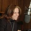 Logo Entrevista a Estela Montes, locutora
