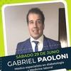 """Logo Gabriel Paoloni en Cazadores: """"Cuando uno habla de diabetes tiene que hablar de obesidad"""""""