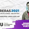 Logo La UNER abre su preinscripción y te acompaña hacia el 2021