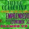 """Logo Primer aniversario de la """"tienda colectiva"""" del Colectivo De a Pie en Quilmes"""