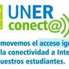 Logo Se entregan modems y chips a los beneficiarios del programa UNER Conect@.