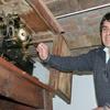 Logo Escuchá la nota con @monrelo, relojero de la ciudad especialista en relojes antiguos y monumentales
