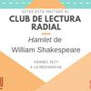 """Logo Notas al Pie - Especial #ClubdeLecturaRadial: """"Hamlet"""" con Flavia Pittella y Patricio Orozco"""