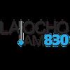 Logo Entrevista a Laura Grassi azafata Italiana por los Notables en La Ocho AM 830 Rosario