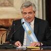Logo Julián Froidevaux desde la asunción de Alberto Fernandez
