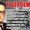 Logo Homenaje a Salvador Allende. Con @Luis_Delia y @Arayamas