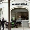 Logo Hugo Passarello desde Francia sobre el atentado a la redacción de Charlie Hebdo. #JeSuisCharlie