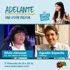 """Logo Silvia Almazan: """"Están haciendo sumarios a los equipos docentes por ejercer el derecho a la huelga""""."""